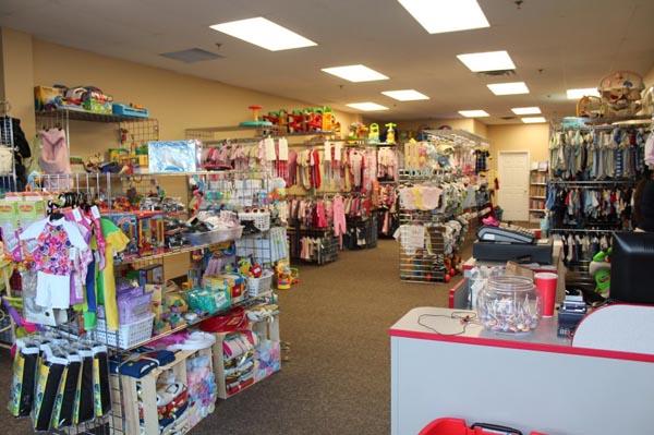 Пример открытия магазина детской одежды