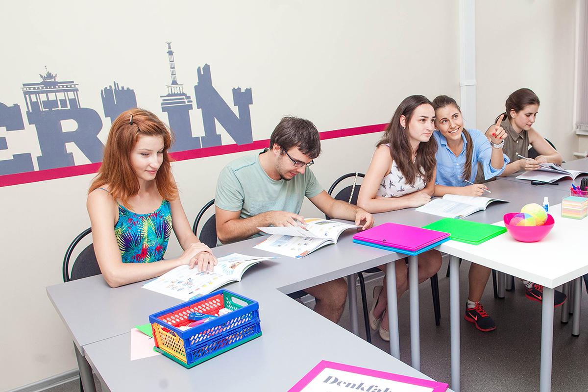 Персонал школы иностранных языков