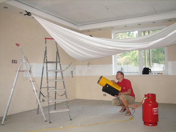 Пример бизнес плана компании по установке натяжных потолков