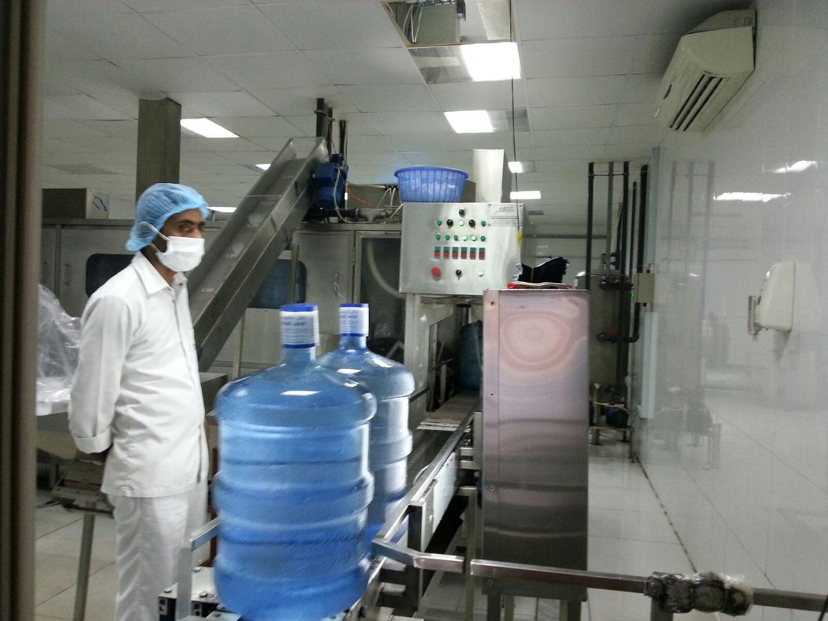 Бизнес-план по производству и доставке бутилированной питьевой воды