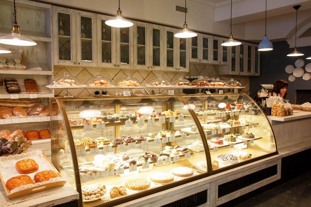Помещение для пекарни кондитерской