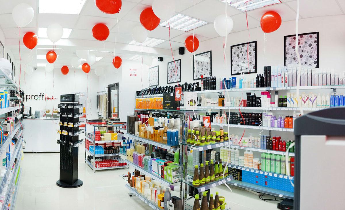 Помещение для магазина косметики и парфюмерии