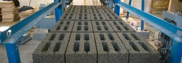 Производство блоков: бизнес-план