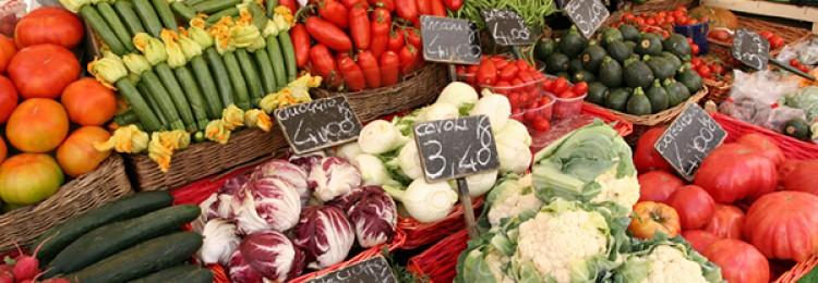Как открыть ларек по продаже овощей и фруктов