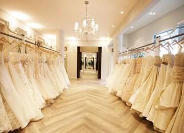 Открываем салон свадебных платьев