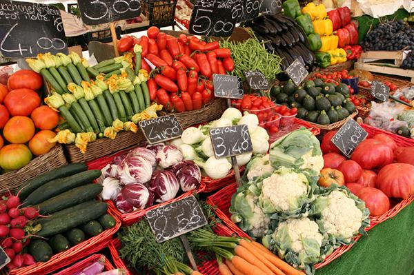 Продаж овощей