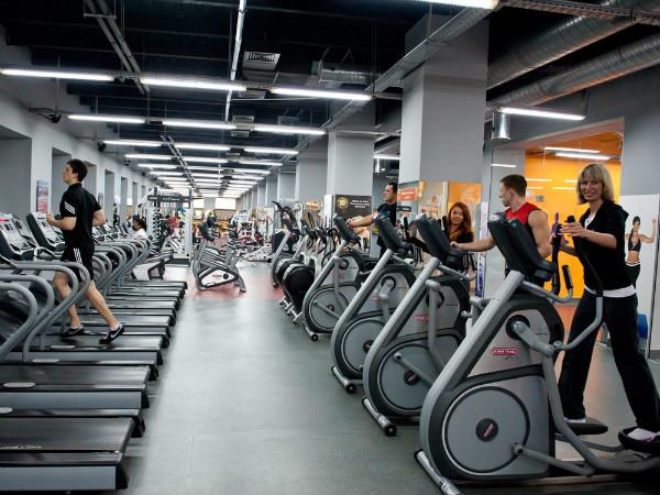 Бизнес по открытию фитнес центра