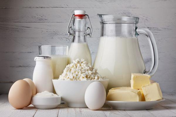 Цех по производству молочных продуктов