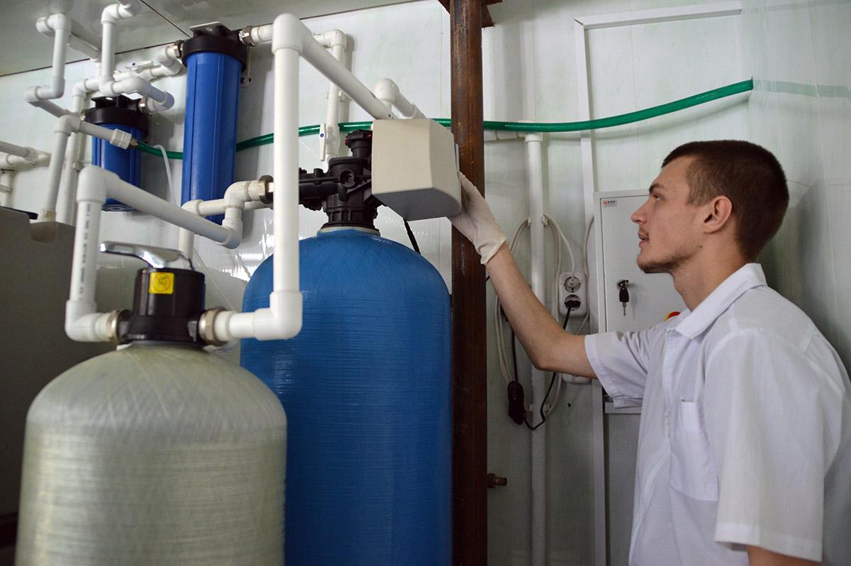 Готовый бизнес план по производству воды