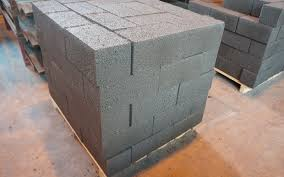 Сложенные блоки