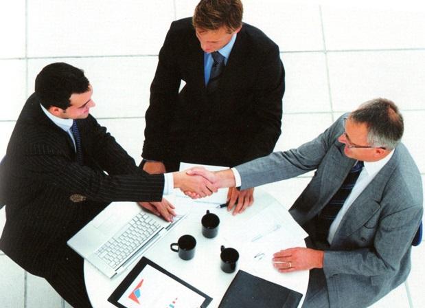 Встреча с инвестором
