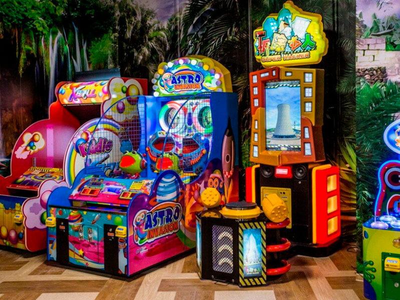 Оквэд для детских игровых автоматов кто может проверить игровые автоматы