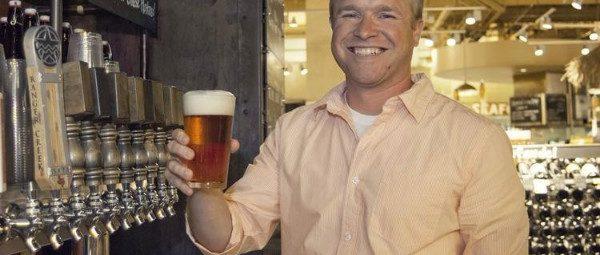 Открытие точке по продаже пива